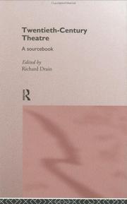 Twentieth Century Theatre PDF