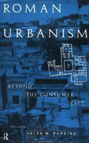 Roman Urbanism PDF