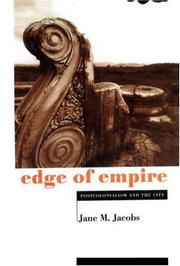 Edge of empire by Jane M. Jacobs
