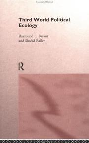 Third World political ecology PDF