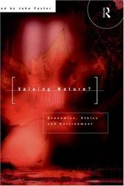 Valuing Nature? PDF