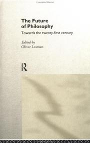 The Future of Philosophy PDF