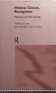 Hélène Cixous, rootprints