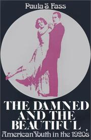 The damned and the beautiful PDF