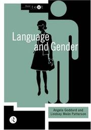 Language and gender PDF