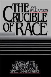 crucible of race