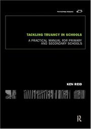 Tackling Truancy in Schools PDF