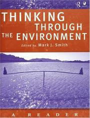 Thinking Through the Environment PDF