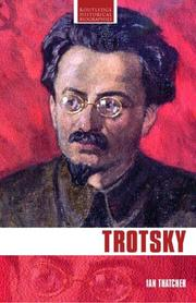 Trotsky by Ian D. Thatcher