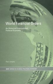 World Financial Orders PDF