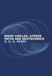 Mohr circles, stress paths, and geotechnics PDF