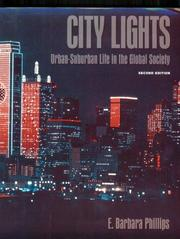 City lights by E. Barbara Phillips