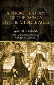 A short history of the Papacy in the Middle Ages PDF