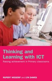 Developing thinking and learning with ICT