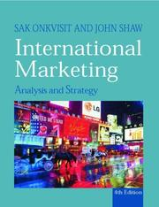 International marketing by Sak Onkvisit