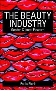 Gender and the beauty industry PDF