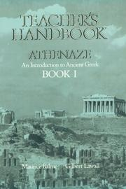 Athenaze by M. G. Balme