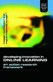 Developing innovation in online learning PDF