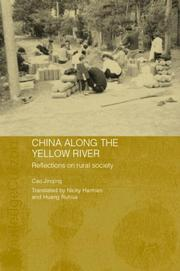 China along the Yellow River by Cao, Jinqing.