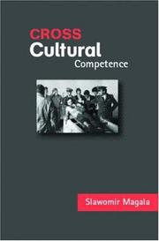 Cross-cultural competence by Sawomir Magala