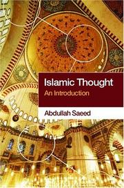 Islamic Thought PDF