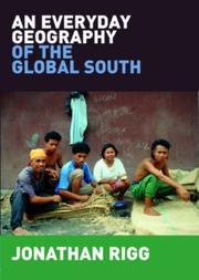 An Everyday Geography of the  Global South by Jonathan Rigg