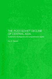 Post-Soviet Decline of Central Asia PDF