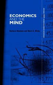 Economics and the Mind (Routledge Inem Advances in Economic Methodology)