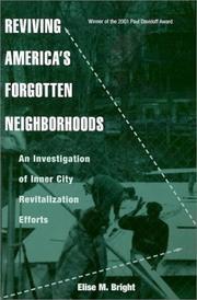 Reviving America's Forgotten Neighborhoods (Contemporary Urban Affairs) PDF