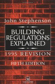 Building Regulations Explained PDF