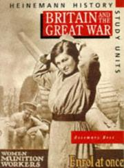 Britain and the Great War PDF