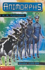 Cover of: Animorphs Boxed Set #07: Books 25-28