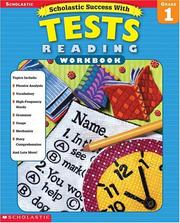 Scholastic Success with Tests PDF