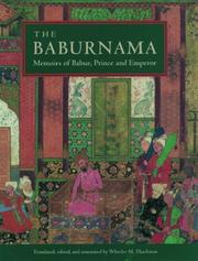 Bburnmah by Babur Emperor of Hindustan