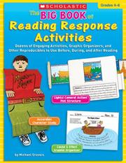 Big Book of Reading Response Activities: Grades 4-6 by Michael Gravois