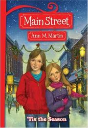 Cover of: 'tis The Season (Main Street) by Ann M. Martin