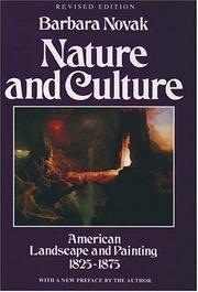 Nature and culture PDF