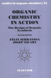 Organic chemistry in action PDF