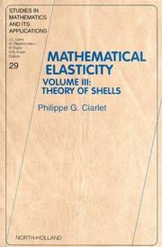 Mathematical elasticity