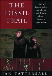 Cover of: The Fossil Trail by Ian Tattersall