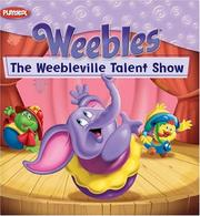 The Weebleville talent show PDF