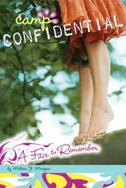 A Fair to Remember #13 (Camp Confidential) PDF