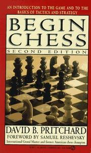 Begin Chess PDF