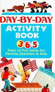 Day by day activity book by Susan Ohanian