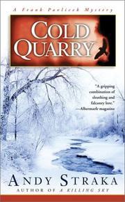 Cold quarry PDF