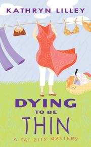 Dying to Be Thin PDF