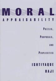 Moral appraisability PDF
