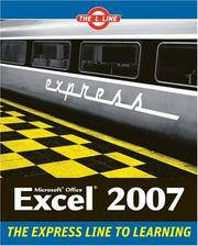 Microsoft Office Excel 2007: The L Line, The Express Line to Learning (The L Line: The Express Line To Learning) PDF