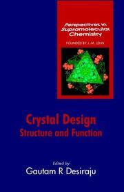 Crystal Design PDF