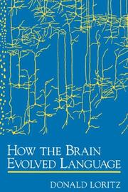 How the brain evolved language PDF